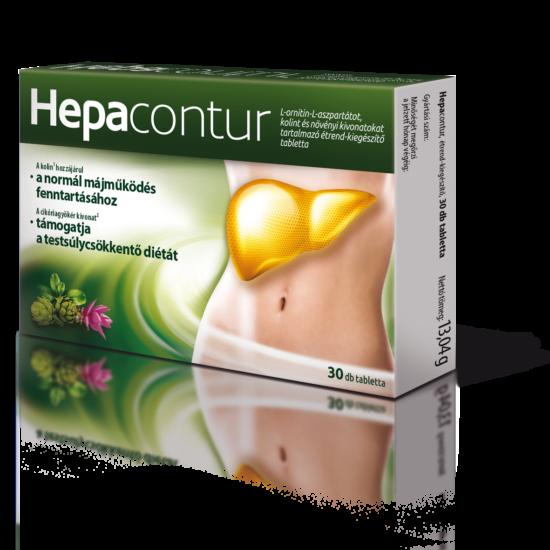 Hepacontur tabletta 30x
