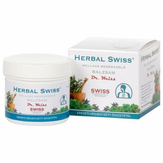 Herbal Swiss balzsam bedörzsölő 75ml