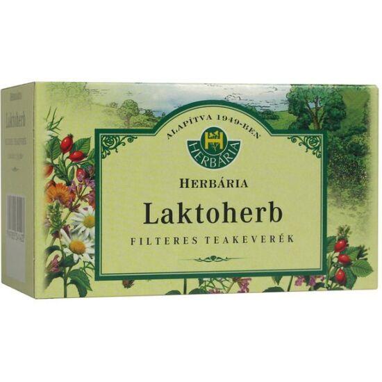 Laktoherb tejelválasztást serkentő filt.teakeverék 20x1,5g