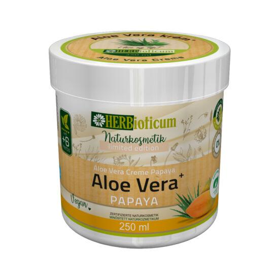 Herbioticum Aloe vera krém Papaya 250ml
