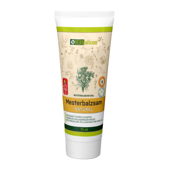 Herbioticum mesterbalzsam natural krém 75ml
