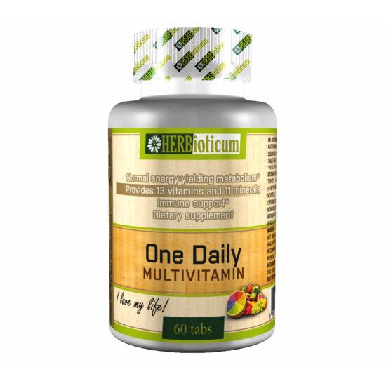Herbioticum One Daily Multivitamin tabletta  60x