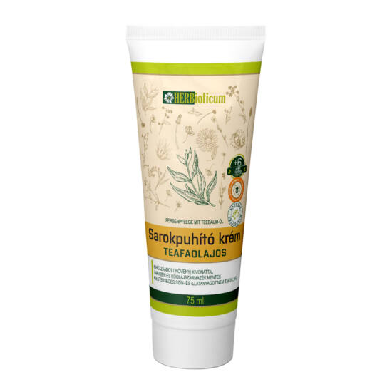 Herbioticum sarokpuhító krém 75ml