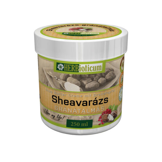 Herbioticum Sheavarázs gránátalmás krém 250ml