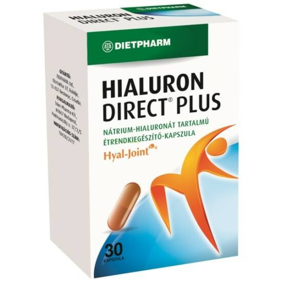 Dietpharm Hialuron direkct - Hyal Joint tabletta 30x