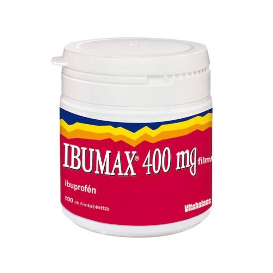Ibumax 400mg filmtabletta 100x
