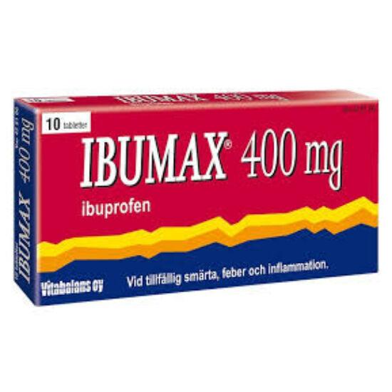 Ibumax 400mg filmtabletta 10x