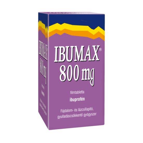 Ibumax 800 mg filmtabletta 10x
