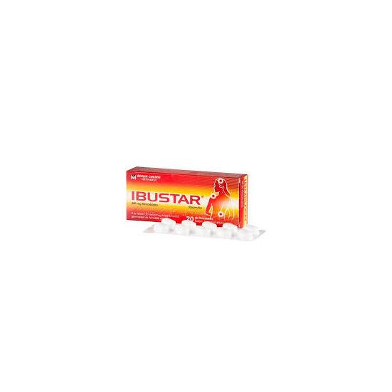 Ibustar 400 mg filmtabletta 20x