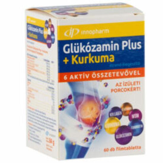 VitaPlus Glukozamin Plus kurkuma filmtabletta 60x