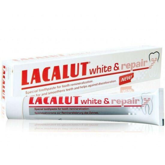 Lacalut white & repair fogkrém 75 ml