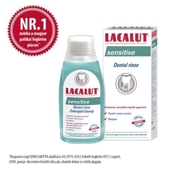 Lacalut Flora szájvíz 300ml