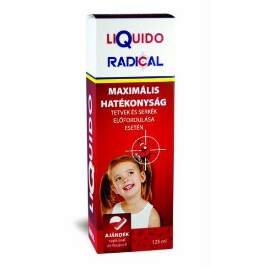 LiQuido RadiCal tetüirtó 125ml