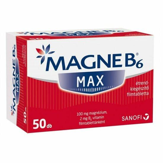 Magne B6 Max filmtabletta 50x