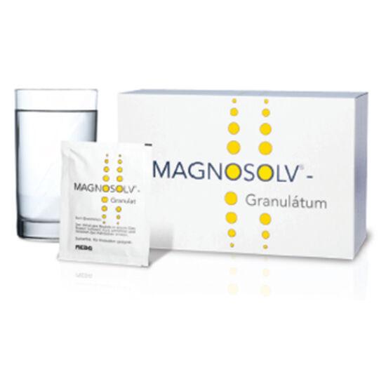 Magnosolv granulátum 30x