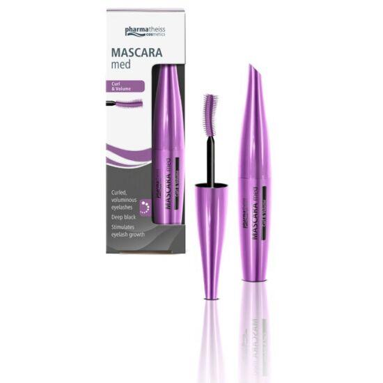 Mascara med Curl & Volume szempillaspirál 7 ml