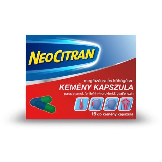 Neo Citran kemény kapszula 16x