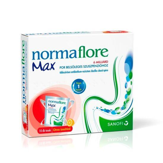 Normaflore Max por 10x