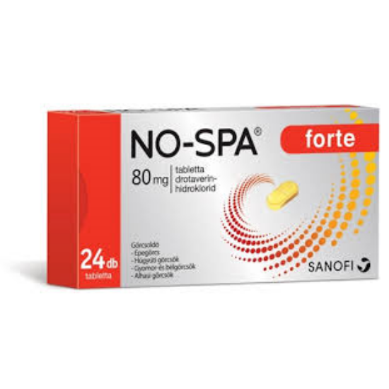 No-Spa Forte tabletta 24x