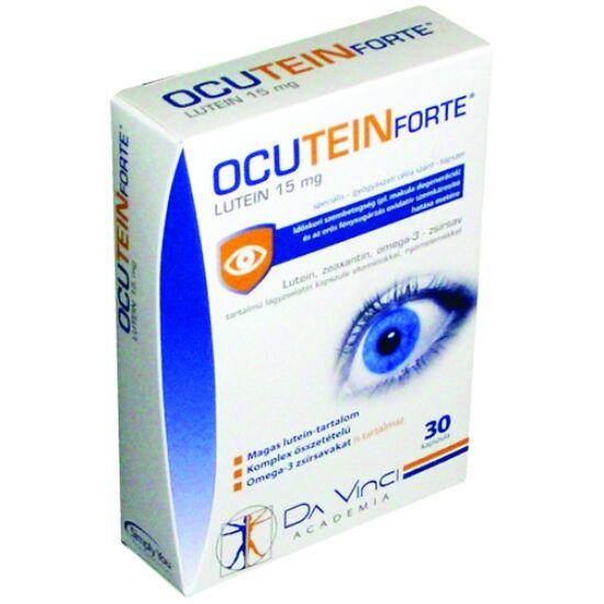 Ocutein lutein 15mg forte kapszula 30x