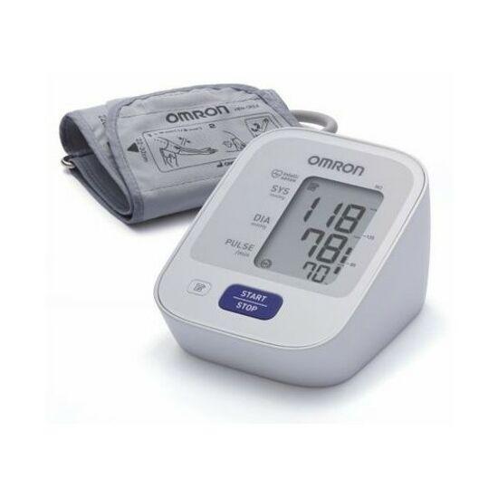 OMRON M2 Basic felkaros, autoata Vérnyomásmérő