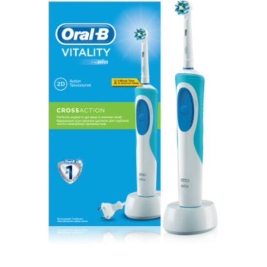 Elektr.fogkefe Oral-B Vitality Box +fej 1+1