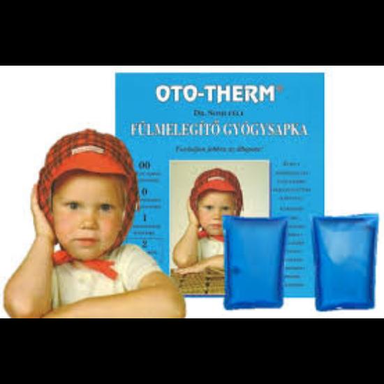 Oto-therm fülmelegítő gyógysapka 4 évestől - 8 éves korig