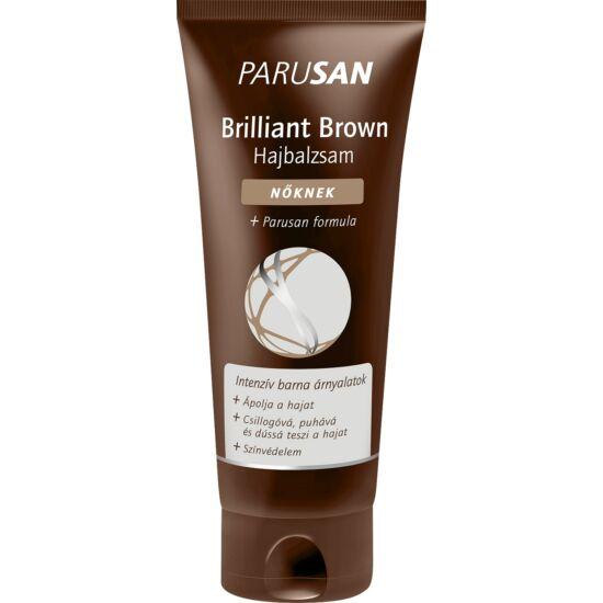 Parusan Brilliant Brown hajbalzsam nőknek 200ml