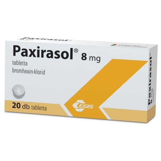 Paxirasol 8 mg tabletta 20x