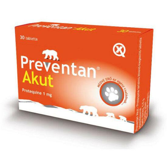 Preventan Akut tabletta 30x