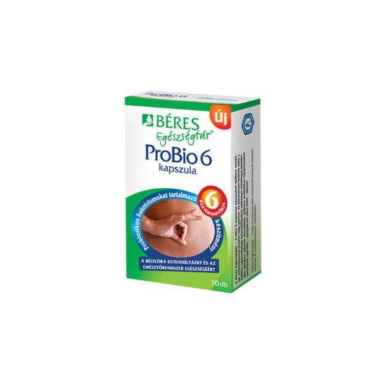 Béres ProBio 6 kapszula 10x