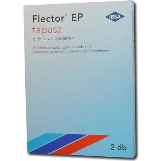 Flector 140 mg gyógyszeres tapasz csőkötszerrel 2x tasak