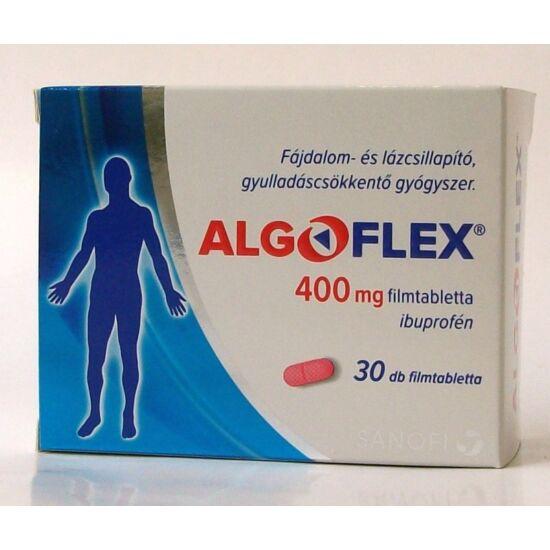 Algoflex 400 mg filmtabletta 30x