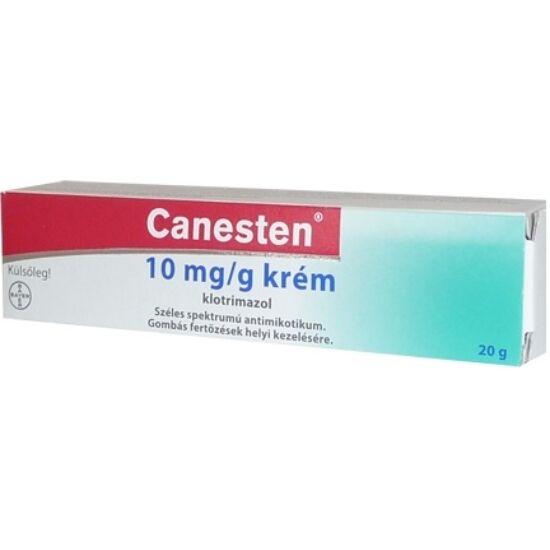 Canesten  10 mg/g krém 1x30g