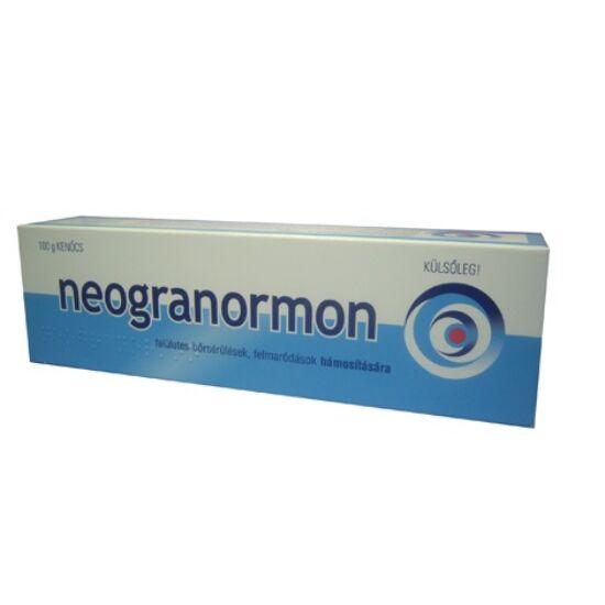 Neogranormon kenőcs 100g