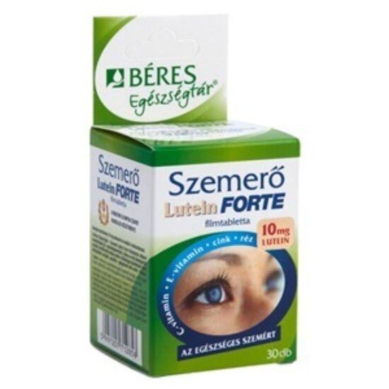 Béres Szemerő lutein forte filmtabletta 30x