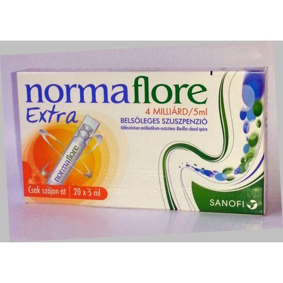 Normaflore Extra 4 milliárd/5ml belsőleges szuszp. 20x5ml