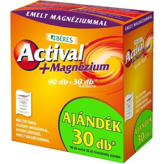 Actival Plus magnézium filmtabletta (OLIMP) 90+30x