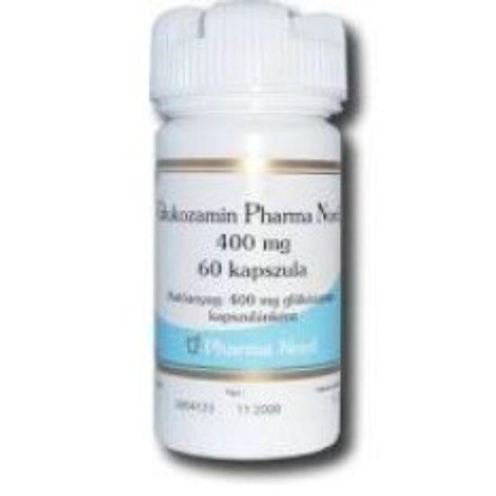 Glukozamin Pharma Nord 400 mg kemény kapszula 60x