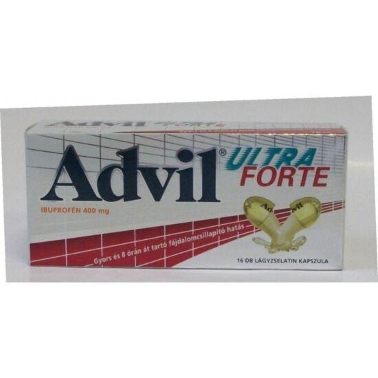 Advil Ultra Forte lágy kapszula 16x