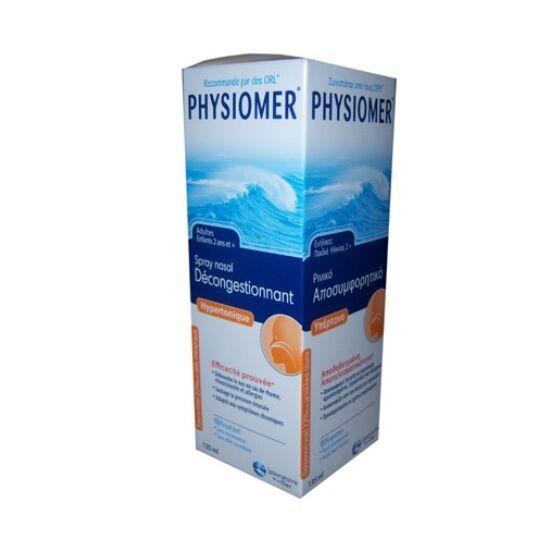 Physiomer orröblítő oldat hipertóniás 135ml