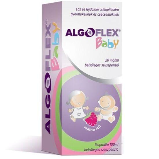 Algoflex Baby 20 mg/ml belsőleges szuszpenzió 1x100ml