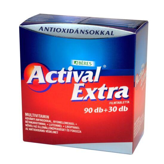 Actival Extra filmtabletta 90x+30x