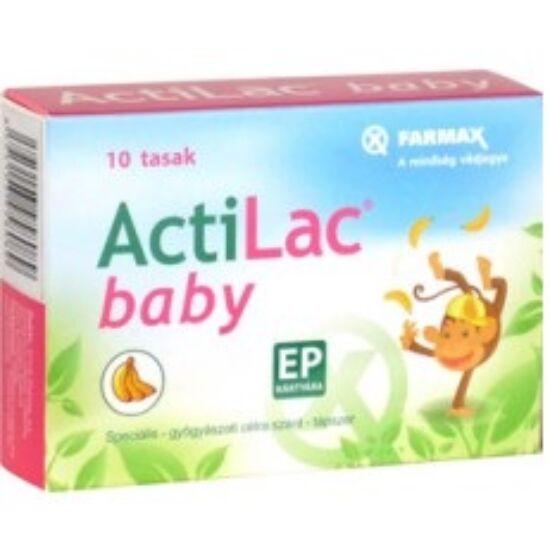 ActiLac Baby tápszer por 10x