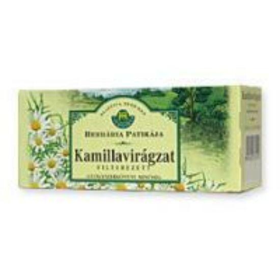 Kamilla tea Herbária filteres 25x