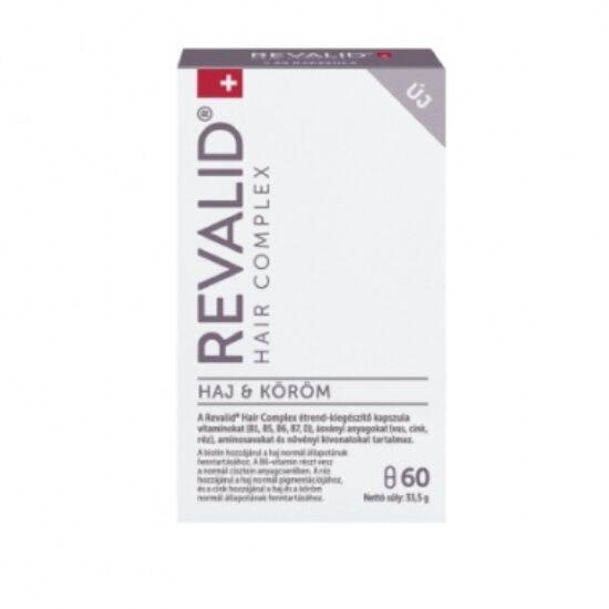 Revalid Hair Complex étrend-kiegészítő kapszula 60x