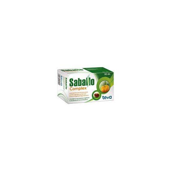 Saballo Complex lágy kapszula 90x
