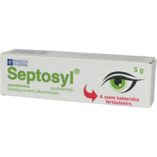 Septosyl szemkenőcs 5g
