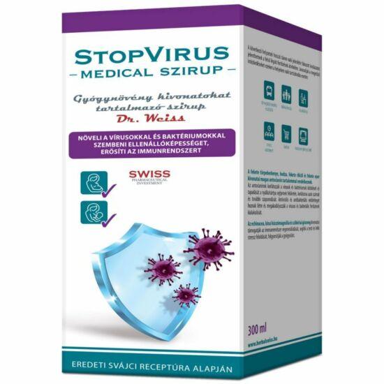 StopVirus Medical szirup 150ml