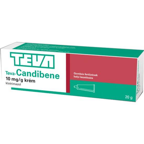 Candibene-Teva krém 20g